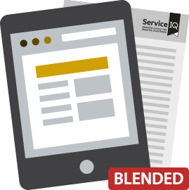 Picture of 13283: Prepare and present salads for service – Blended Online Pack